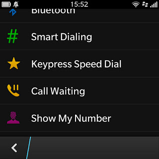 Assign speed dial keys (Speed ​​Dial) on BlackBerry Q10