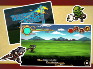 Trigger Knight v1.3 for BlackBerry 10